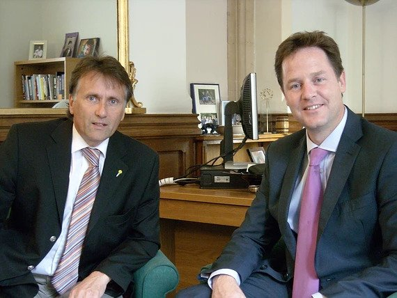 I'm now not so sure history will treat Nick Clegg kindly