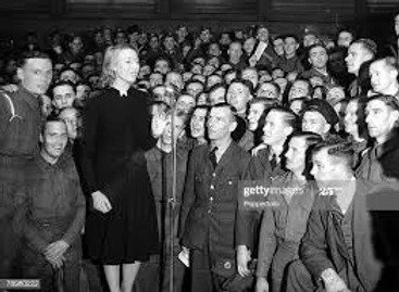 Vera Lynn and the power of music to change a national mood